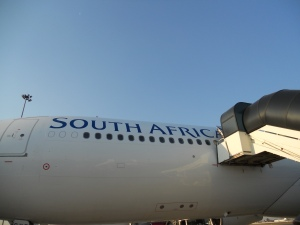 Our International Flight